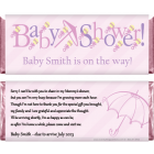 Baby Shower Candy Bar Wrapper BS204G