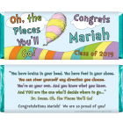 Oh the Places Youll Go Graduation Wrapper GRAD233