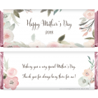 Mother's Day Watercolor Spring Floral Candy Wrappers MD8