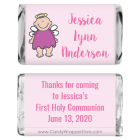 Miniature Angel Baby Religious Candy Wrapper MINIREL209