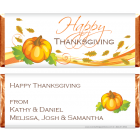 Thanksgiving Fall Harvest Candy Wrapper THANKS210