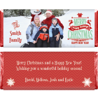 Merry Christmas Photo Candy Wrapper XMAS205photo