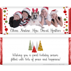 Photo Christmas Candy Bar Wrappers XMAS400